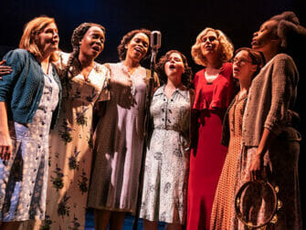 The Girl from the North Country on Broadway Tickets - Singing