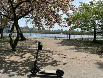 Electric scooter rental in New York - E-scooters