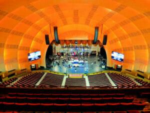Radio City Music Hall in New York