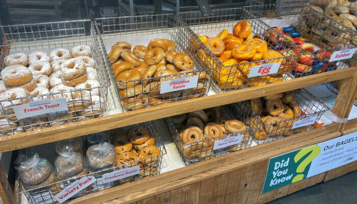 Best Bagels in New York - Supermarket
