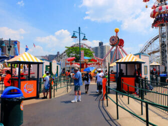 Luna Park in Coney Island Tickets - Fun