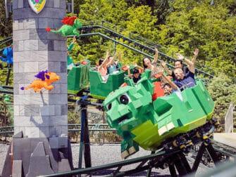LEGOLAND New York Resort Tickets - Ride