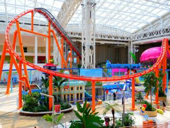 Nickelodeon Universe Amusement Park near New York Tickets - Inside the Theme Park