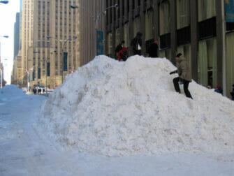 Snow in New York - Snow